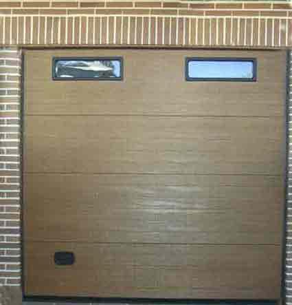 Alsidoor todopuertas puertas de garaje seccionales en - Puertas de garaje malaga ...